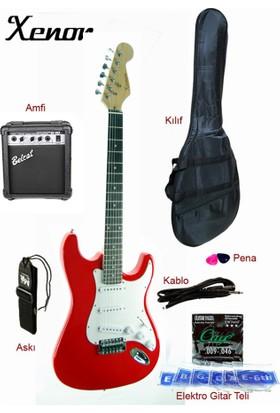 Xenon XNE3RDSET Elektro Gitar Seti