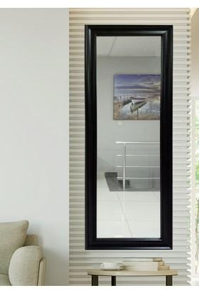 Tablo Center 40 x 100 cm Siyah Çerçeveli Boy Aynası
