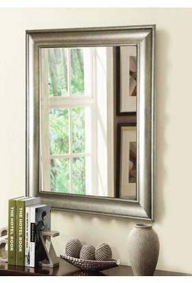 Tablo Center 40 x 50 cm Gümüş Çerçeveli Ayna