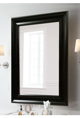 Tablo Center 40 x 50 cm Siyah Çerçeveli Ayna