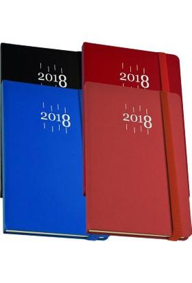 Gıpta 2018 Ekonomik Ciltbezi Günlük Ajanda 13x21 139-ERK