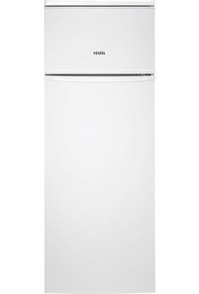 Vestel SC250 A+ 250 Lt Statik Buzdolabı