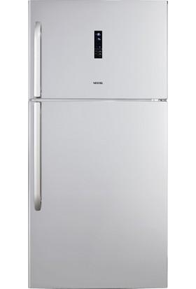 Vestel Akıllı NFY600 X A+ NoFrost Buzdolabı