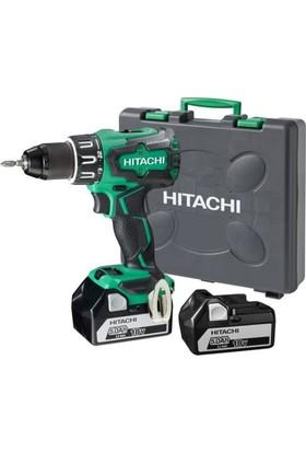 Hitachi DV18DBSL 18Volt/5.0Ah Li-ion Çift Akülü Kömürsüz Profesyonel Darbeli Matkap