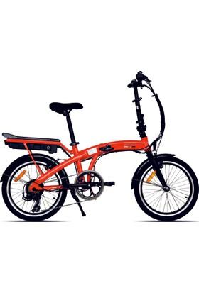 Goccia City Zero Katlanır Elektrikli Bisiklet Yeni Model 2019