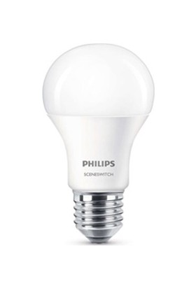 Philips Essential Led Ampul 8.5-60W Beyaz Renk E27