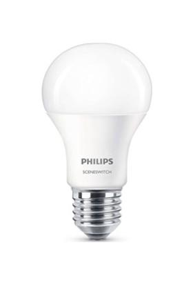 Philips Essential Led Ampul 8.5-60W Beyaz Renk E27