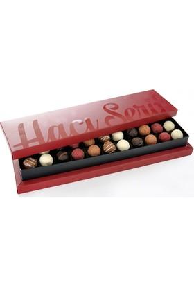 Hacı Şerif Special Truf Çikolata (2 Sıra) 300 gr