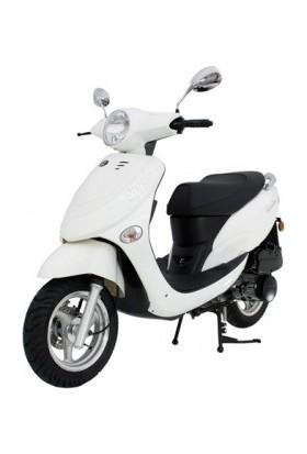 Mondial 100 Loyal Scooter 2016 Model
