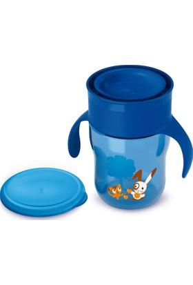 Philips Avent SCF782/20 Mavi Alıştırma Bardağı 260ml 12 ay+