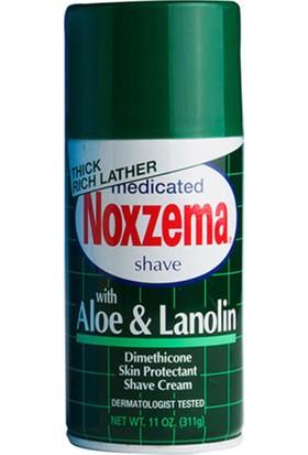 Noxzema Shave Aloe Lanolin Tıraş Köpüğü 311 gr
