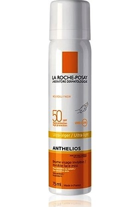 La Roche Posay Anthelios Face Mist SPF50 75ml Yüz Spreyi