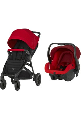 Britax-Römer B-Motion 4 Plus Travel Set