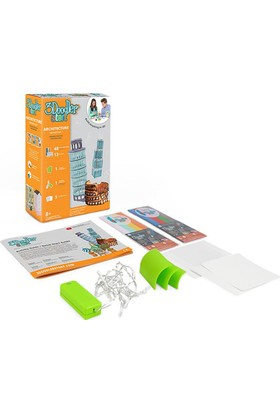 3Doodler Start (3 Boyutlu Kalem) İçin Architecture Activity Kit