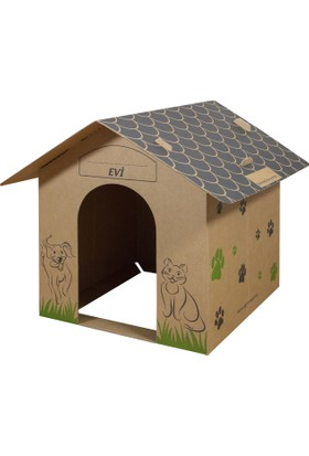 Olmuksan Pet House Kedi Köpek Evi