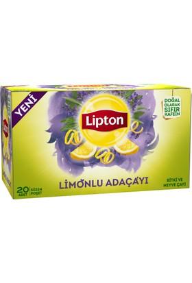 Lipton Limonlu Adaçayı 20'li