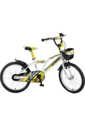 "Ümit 20"" Z Trend 2002 Çelik Kadro V Fren 1 Vites Erkek Çocuk Bisikleti"