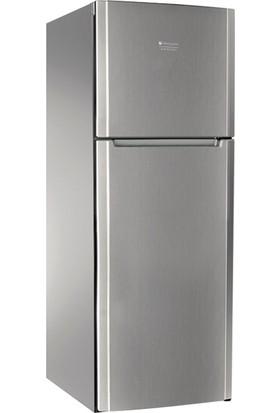 Hotpoint Ariston ENTM 18221 X F (TK) Inox Buzdolabı