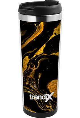 Trendix Mug Siyah 350 Ml
