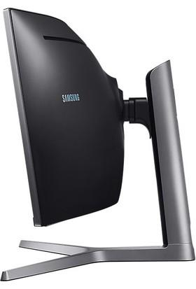 """Samsung LC49HG90DMMXUF 49"""" 1ms 144Hz (2xHDMI+Display+mDisplay) Kavisli FreeSync 2 HDR600 QLED VA Oyuncu Monitör"""