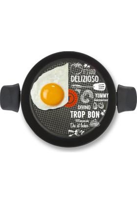 Tefal Titanium Chef Yumurta Tavası 22 cm