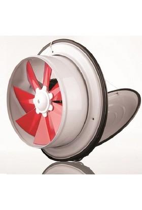 Dündar Kapaklı Pencere Tipi Aksiyel Fan K25
