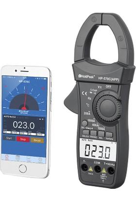 Holdpeak Hp-570C App Pensampermetre