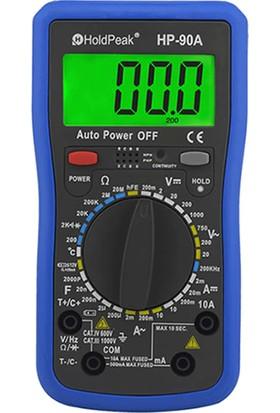 Holdpeak Hp-90A Multimetre