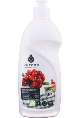 Purenn Organik Sıvı Bulaşık Deterjanı Hassas Cilt İçin