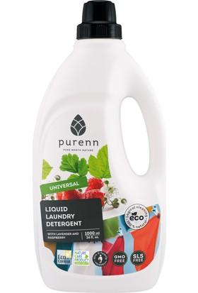 Purenn Organik Sıvı Çamaşır Makinesi Deterjanı