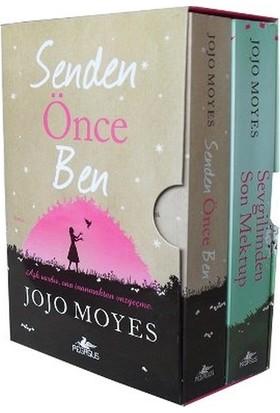Jojo Moyes Kitaplığı Seti (İki Kitap) - Jojo Moyes