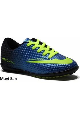 Walked Suni Çim Halısaha Ayakkabısı 401-12 Renk (30-44)