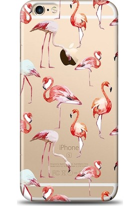 Eiroo Apple iPhone 6 / 6S Flamingo Kılıf