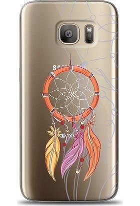 Eiroo Samsung Galaxy S7 Edge Dream Catcher Kılıf