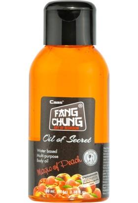 Cabs Oil Of Secret - Şeftali Aromalı Oral İlişki Uygun Masaj Yağı