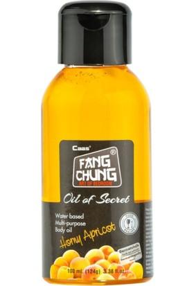 Cabs Oil Of Secret - Kayısı Aromalı Oral İlişki Uygun Masaj Yağı