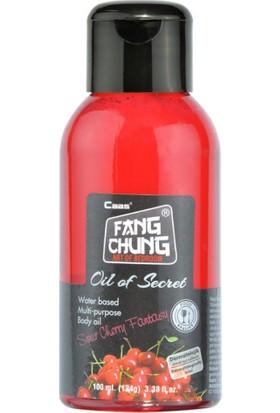 Cabs Oil Of Secret - Kiraz Aromalı Oral İlişki Uygun Masaj Yağı