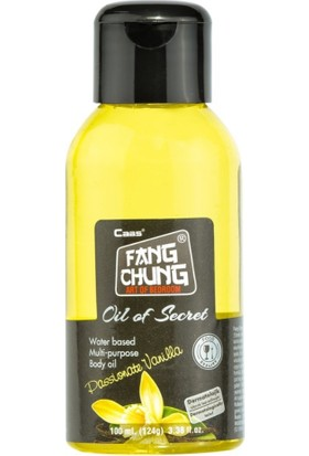 Cabs Oil Of Secret - Vanilya Aromalı Oral İlişki Uygun Masaj Yağı