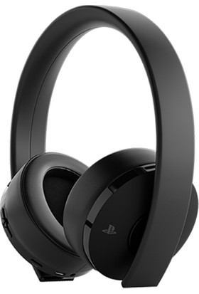 Sony Ps4 New Gold Wireless Stereo Headset