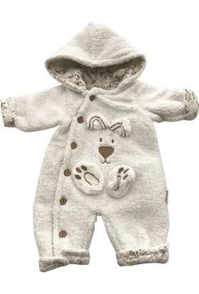 Bebezade 187 Tavşanlı Erkek Bebek Tulum