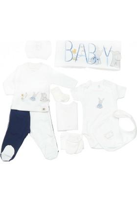 Bibaby 63064 Babyboy Hastane Çıkışı 10'lu Yenido
