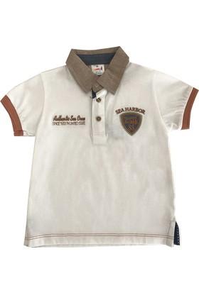 Bombili 42411 Polo Yaka Erkek Bebek T-Shirt