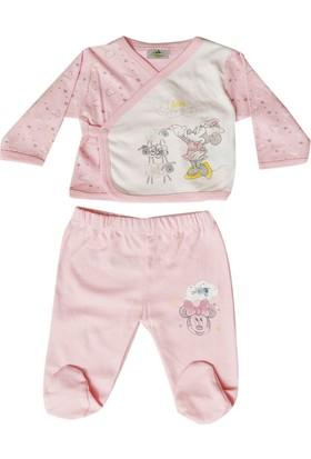 Çimpa 09116 Minnie Kız Bebek Pijama Takımı