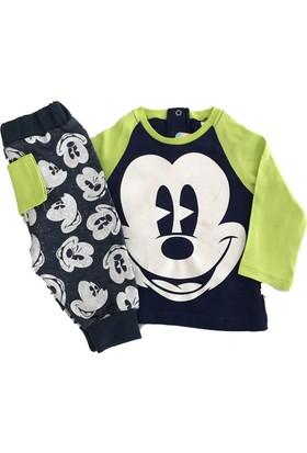 Çimpa 12081 Mickey Mouse Erkek Bebek Eşofman Takımı