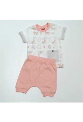 Popolin 2224 Figürlü Takım Kız Bebek