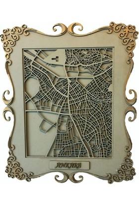 Mg Ankara Haritası Tablo