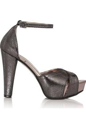 Sothe Ba-1025 Platform Topuklu Ayakkabı
