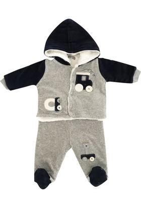 Bonne 372357 Arabalı Erkek Bebek Eşofman Takımı