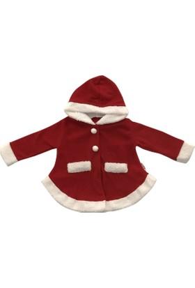 Pabbuc 4812 Kız Bebek Yılbaşı Pelerini