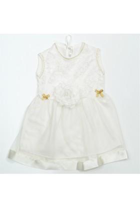 Tuanay 35439 Güllü Elbise Kız Bebek